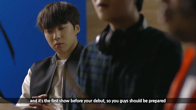 Image of Winner Kang Seung Yoon We Broke Up Korean Web Drama - pinknomenal.blogspot.com