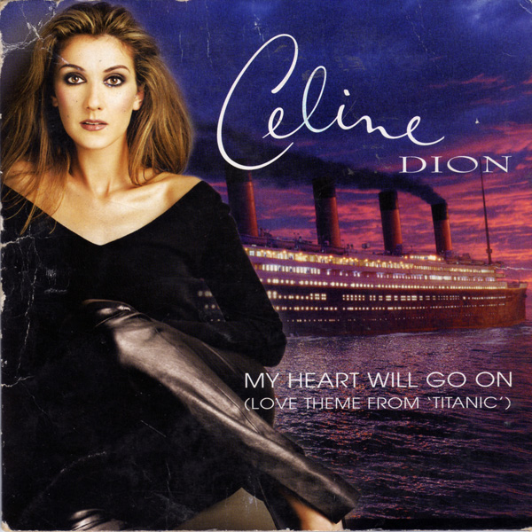 celine dione my heart will go on