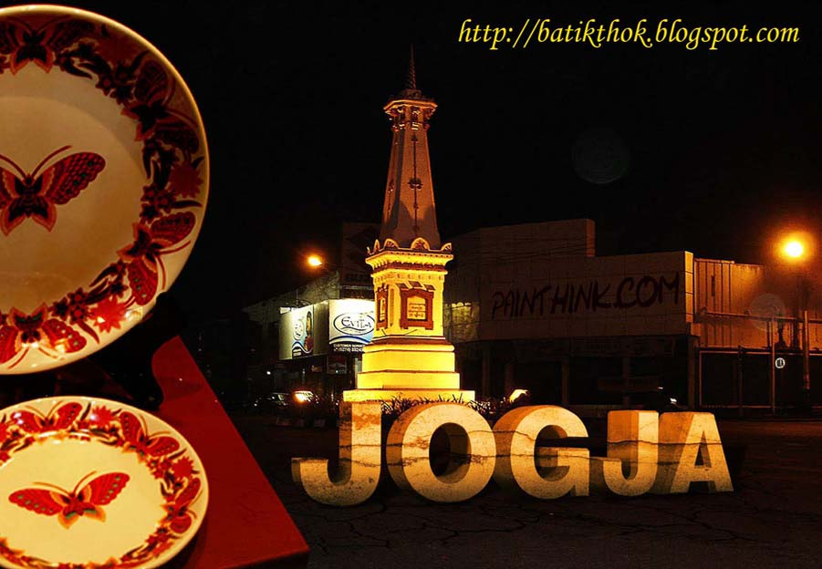 Motif Batik Khas Yogyakarta