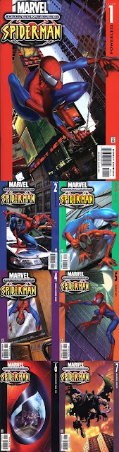 Ultimate Spider-Man Vol. 1 - Bendis Bagley