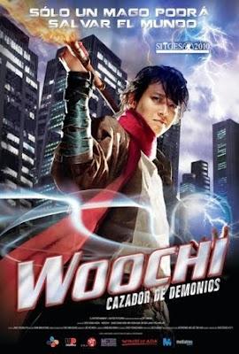 Woochi, cazador de demonios (2012)