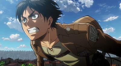 review del anime de Ataque a los Titanes (Shingeki no Kyojin 進撃の巨人) [Attack on Titan].