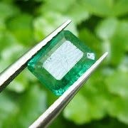 Batu Permata Zamrud Emerald Beryl - SP713