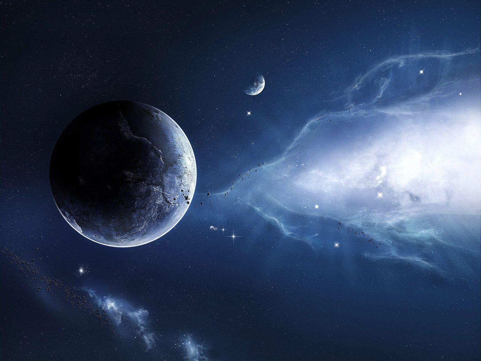 Hintergrundbilder Planeten - Wallpaper 1024x768 Kostenlose Handy Downloads