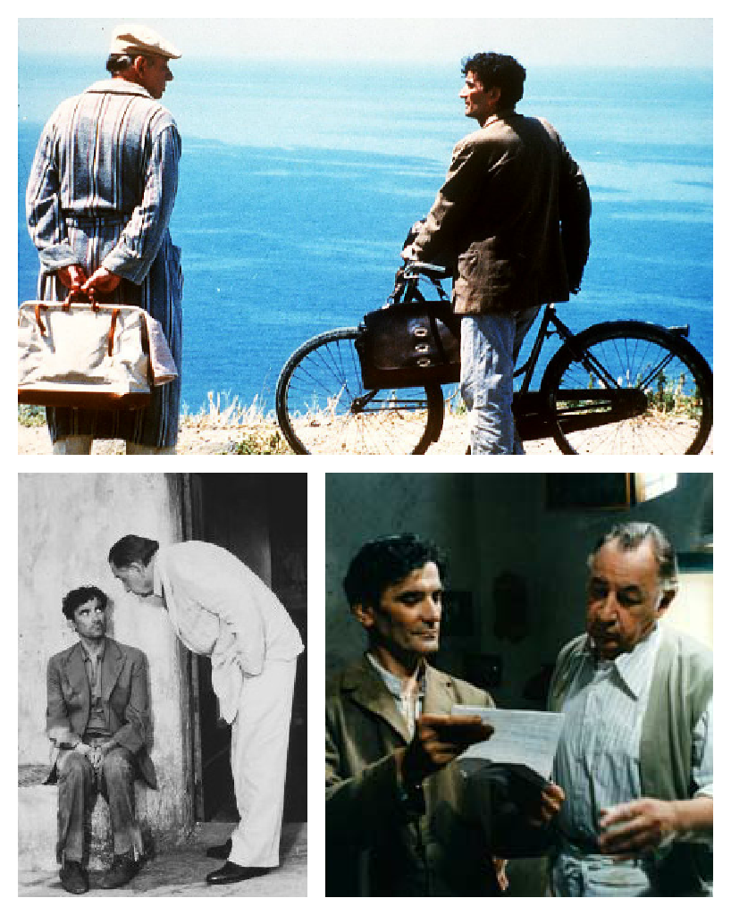 il postino poems The postman (il postino) -- the power of words director: michael  at one point  in the film, mario asks neruda to explain poetry in a gentle.