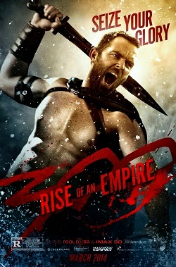 300: El Nacimiento De Un Imperio (2014) Bluray 1080p 3D SBS Latino-Ingles