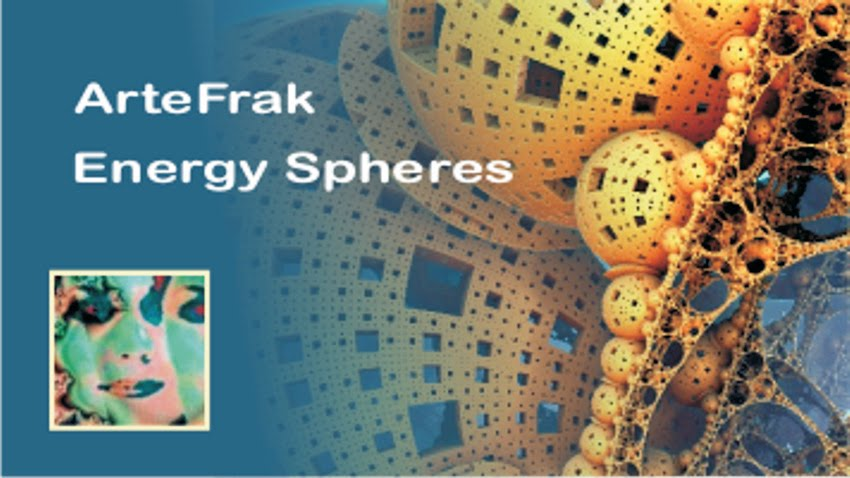 Video ArteFrak Mandelbulb Energy Spheres
