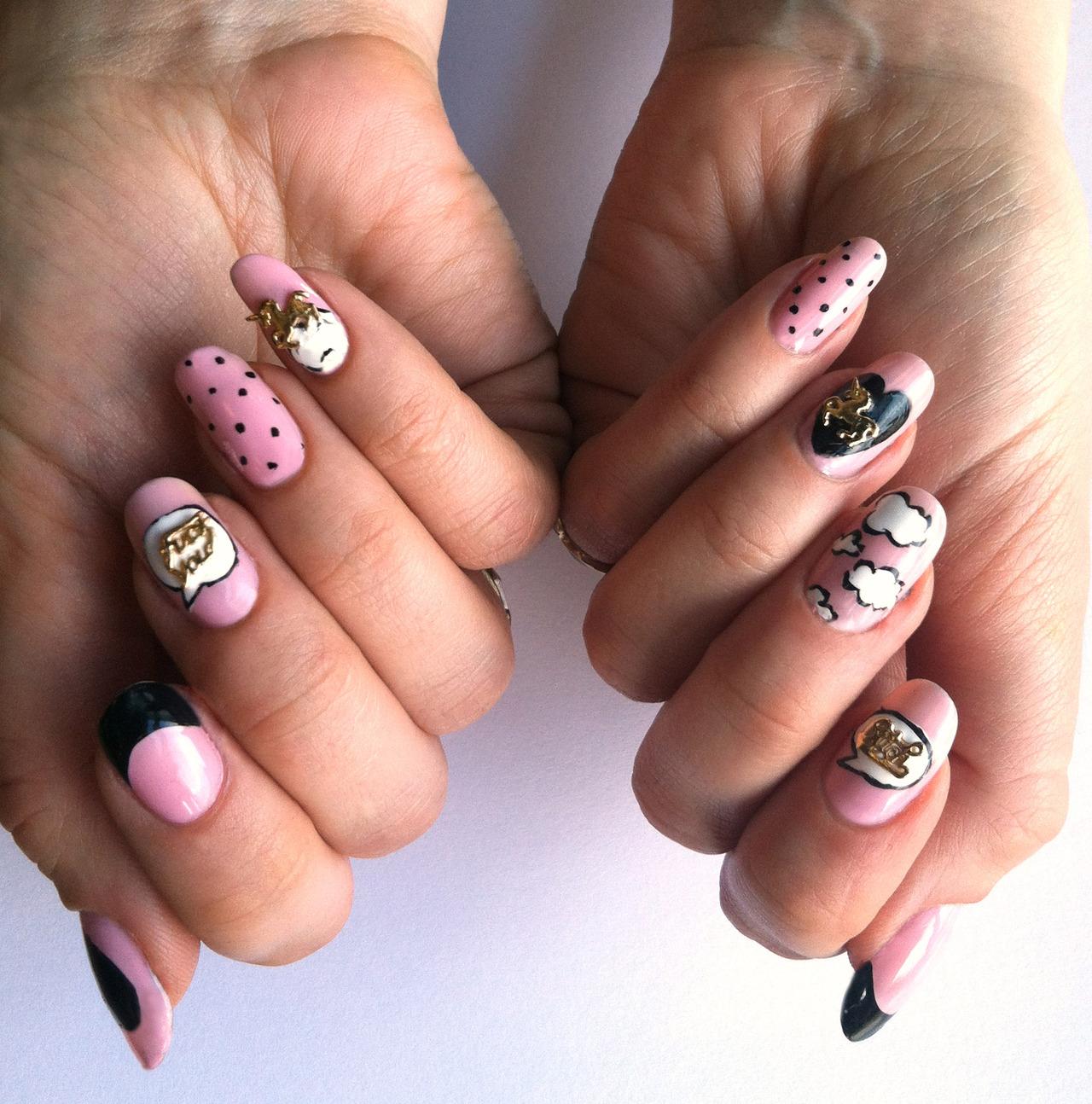 hex nail jewelry | Shakeshakee