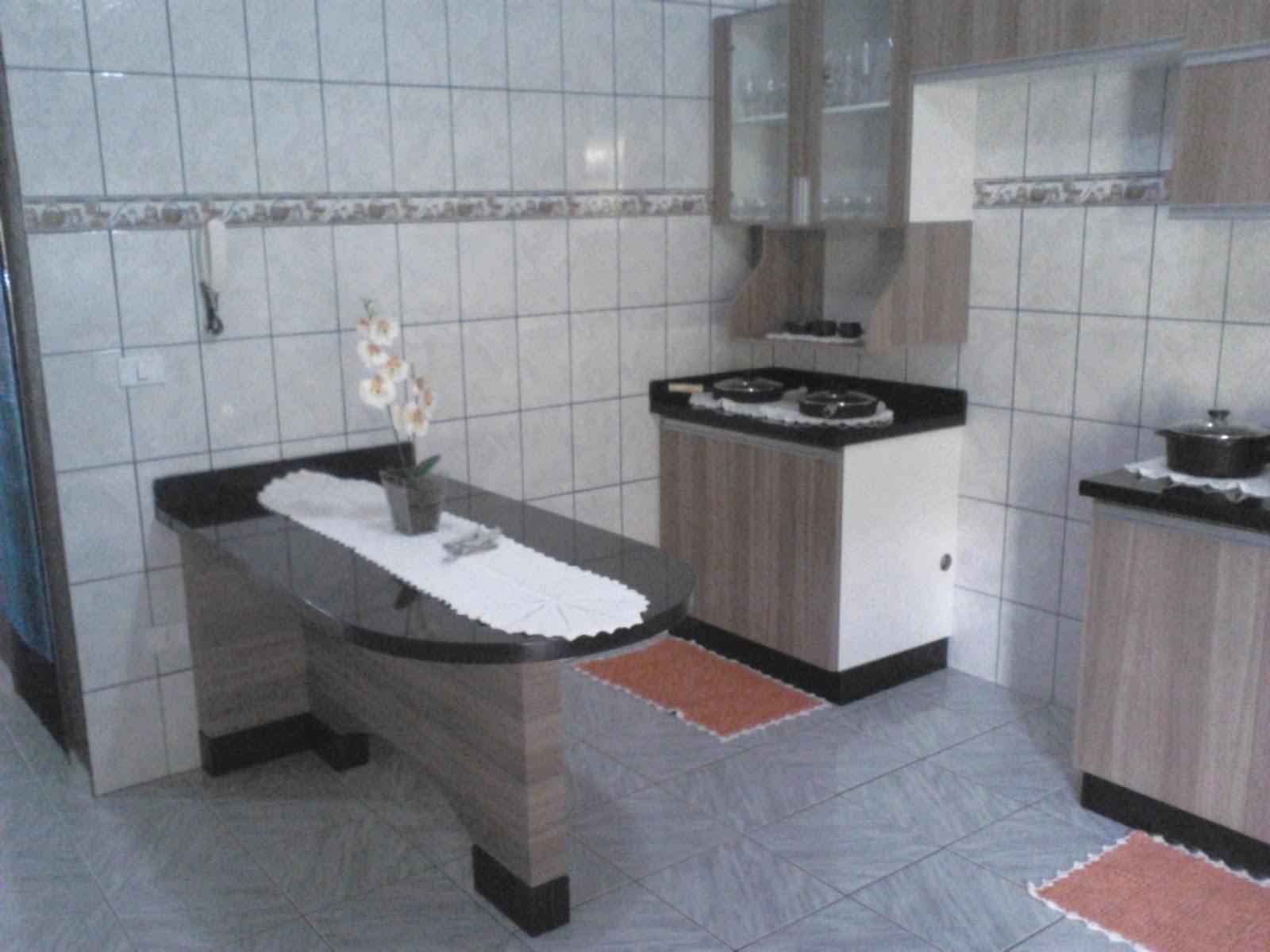 Cristal Móveis e Granitos (67) 3247 5366: Cozinha e Mesa Granito  #7C504F 1600 1200