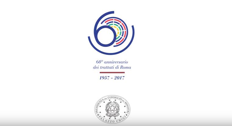Celebrazione dei 60 anni dei Trattati di Roma