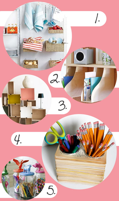 DIY Storage Solutions - Recycling, Upcycling and Repurposing for Creative Organizing Solutions