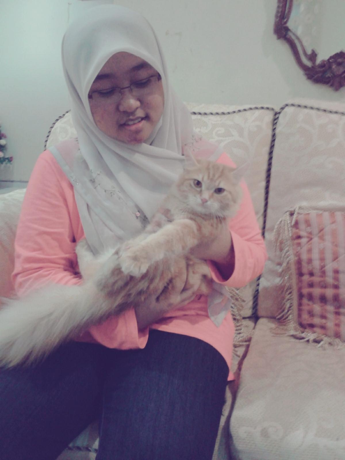 Me And My Life Kucing Comelll