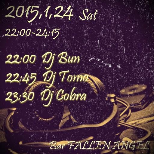 LIVE INFO(2015.01.24)