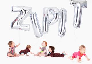 ZIPIT Baby Logo
