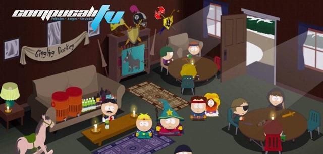 South Park La Vara De La Verdad Xbox 360 Español Región NTSC-U