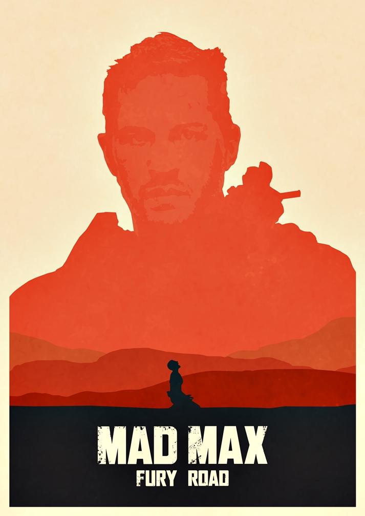 Fan póster Mad Max: Furia en la carretera