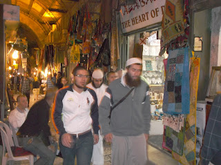 A Day in the Muslim Quarter