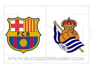 Prediksi Pertandingan Real Sociedad vs Barcelona