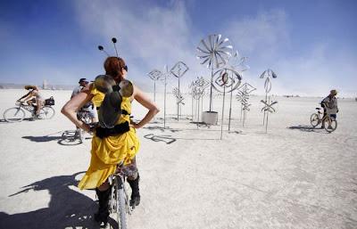 My Funny Burning Man Rites Of Passage 2011 In Nevada