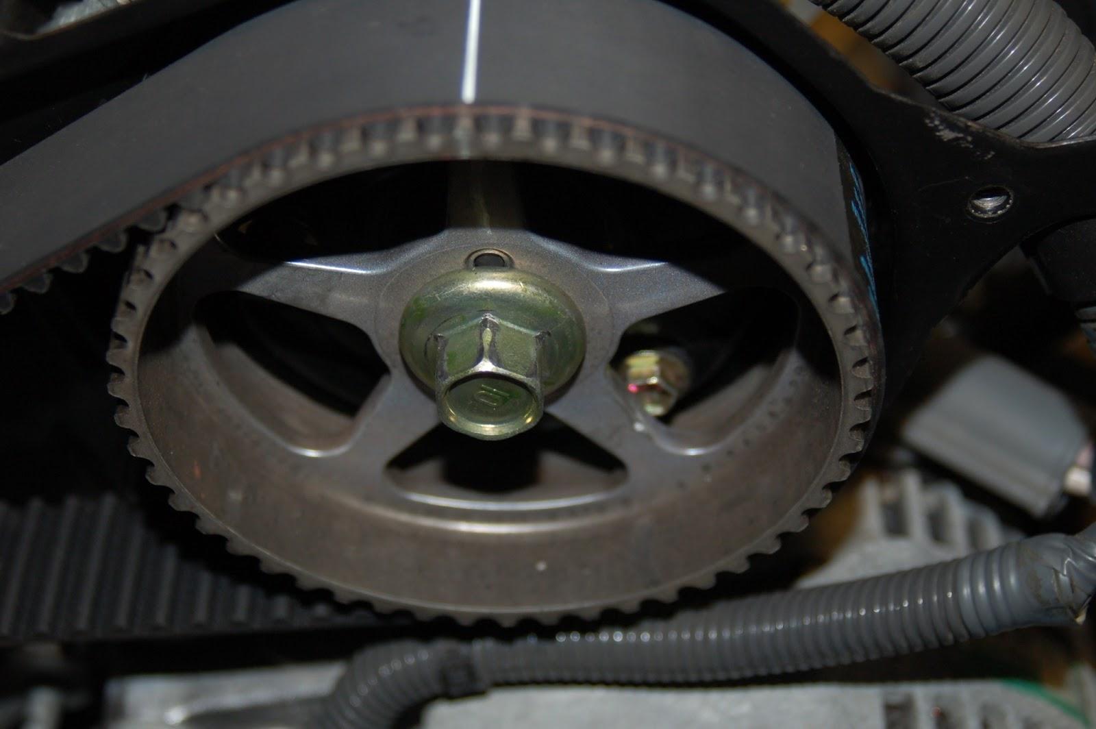 2006 sienna timing belt broke