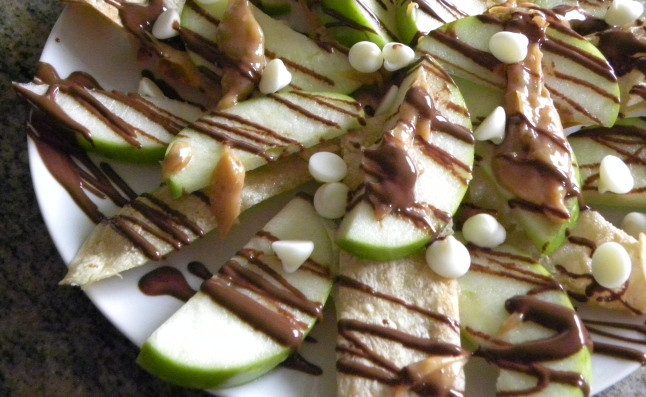 Apple Nachos Recipes