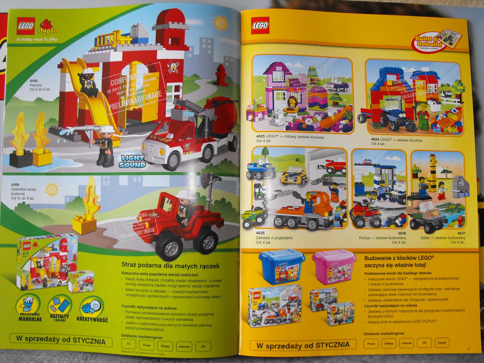 The Brick Brown Fox Lego Duplo And Bricks And More 2012 Sets
