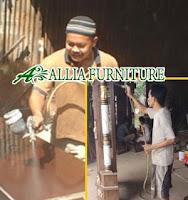 Proses Akhir Finishing Furniture Melamine