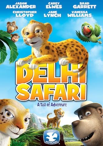 Delhi Safari Legendado 2013