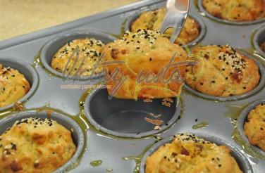 Oktay Usta Peynirli Sucuklu Muffin Tarifi Yeşil Elma