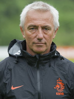 Bert van Marwijk-Netherlands National Team Coach
