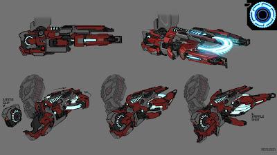 [Jeu vidéo] Transformers Fall of Cybertron/ La Chute de Cybertron (WFC 2, 2012) - Page 3 Gear+Shredder
