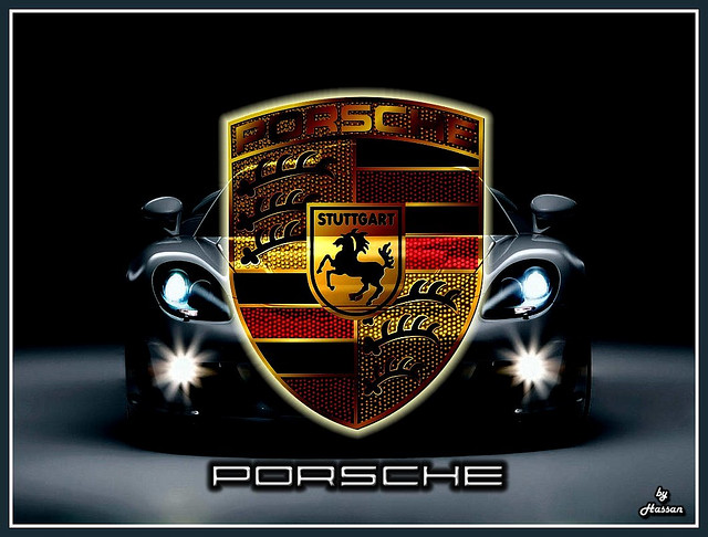 car logo design porsche logo. Black Bedroom Furniture Sets. Home Design Ideas