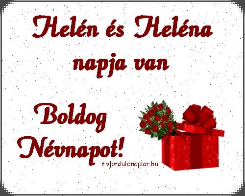 Október 14 - Helén, Heléna névnap