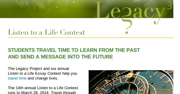 npg essay contest