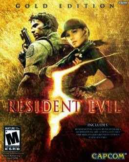 Games Resident Evil 5 Gold Edition