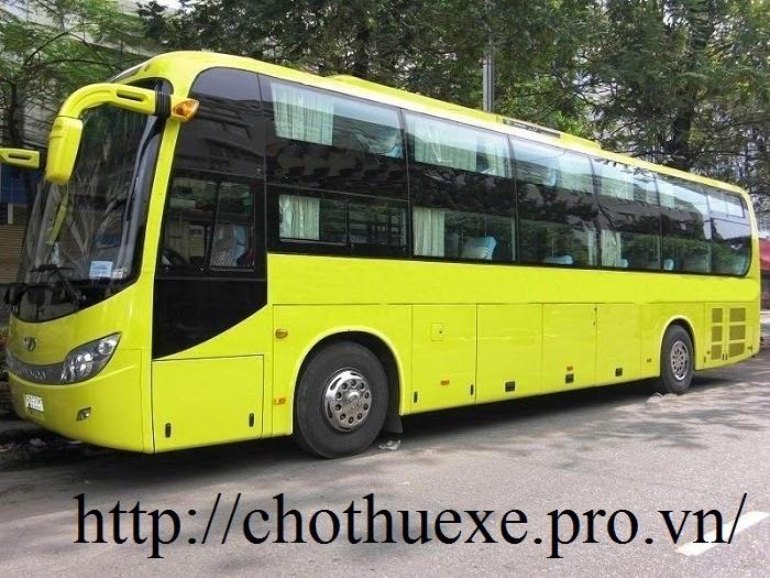 Thuê xe giường nằm giá rẻ tại Hà Nội cho kỳ nghỉ lễ sắp tới