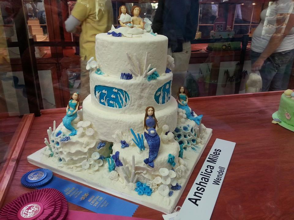 Cake Craft And Decoration Competition : Yankee-Belle Cafe: State Fair Fun