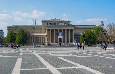 布達佩斯, budapest, 國家美術館