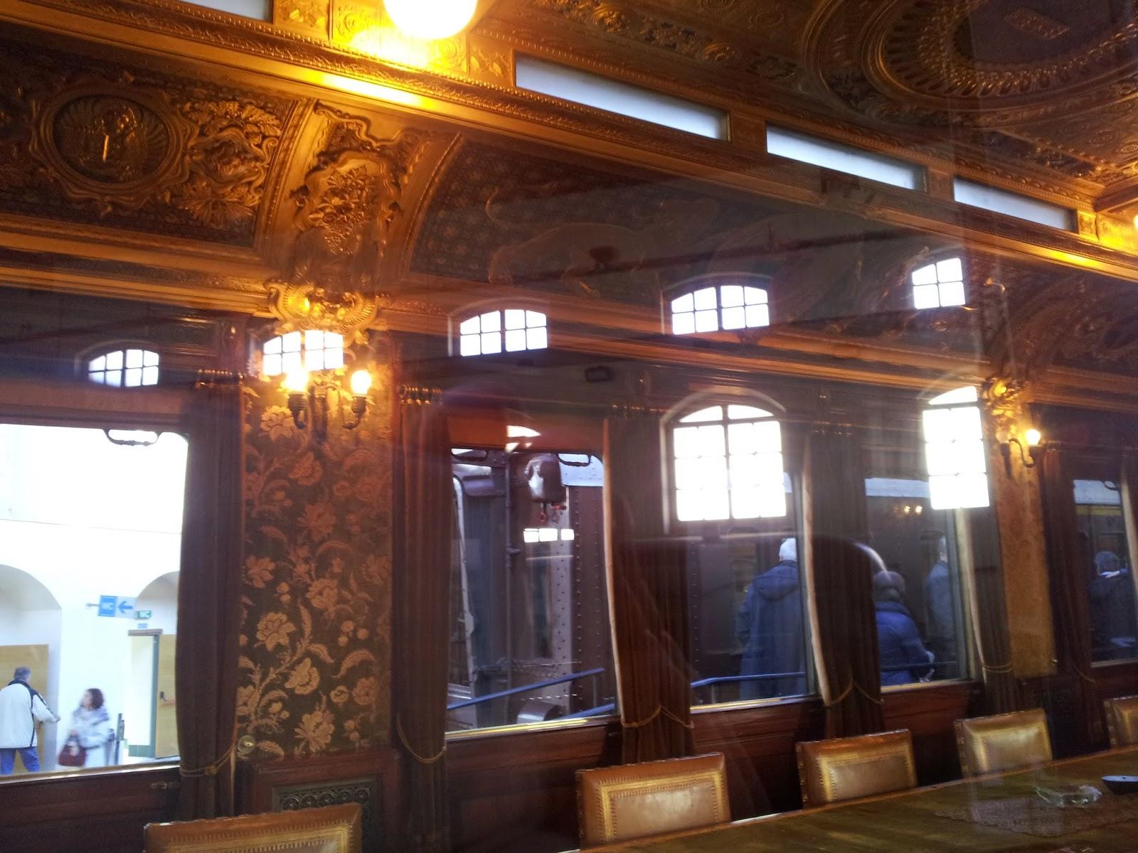 Disservizio pubblico visita al museo nazionale di for Quotazione ferro vecchio in tempo reale