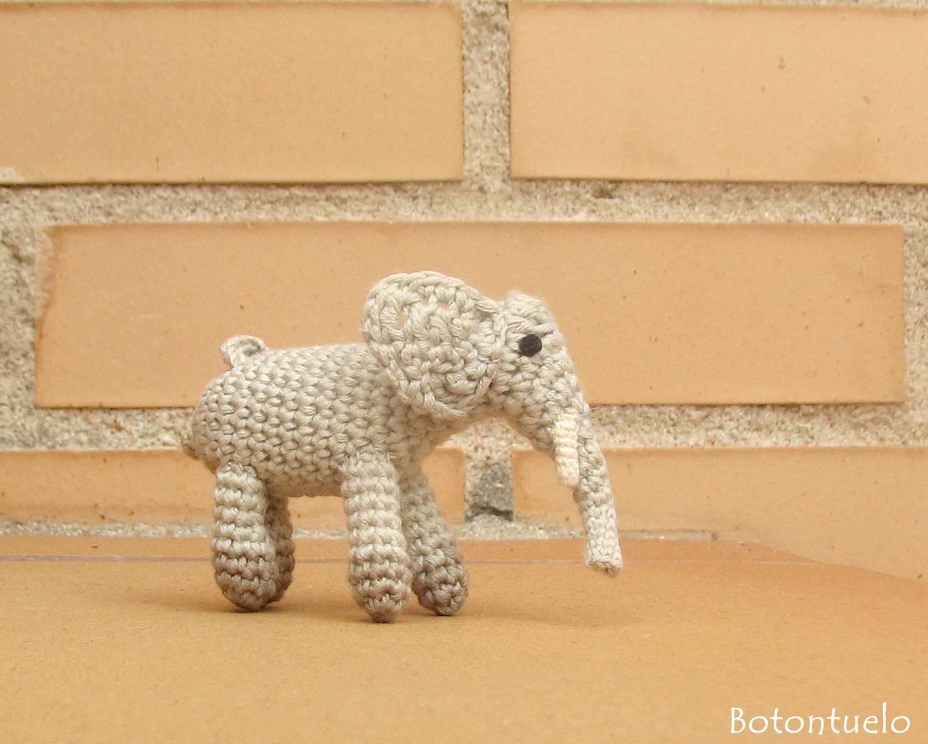Elefanteamigurumi