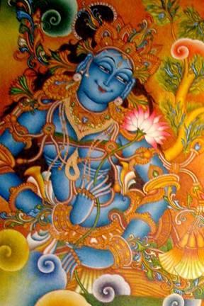 Mural of Kerala | soorajknair.com