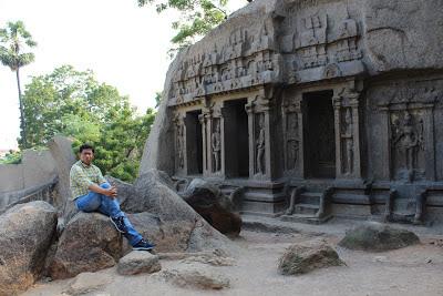 Mahabalipuram Brahma Temple