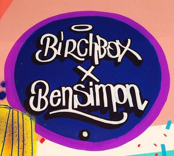 Birchbox et Bensimon http://instagram.com/p/pZWiwRhJfr/