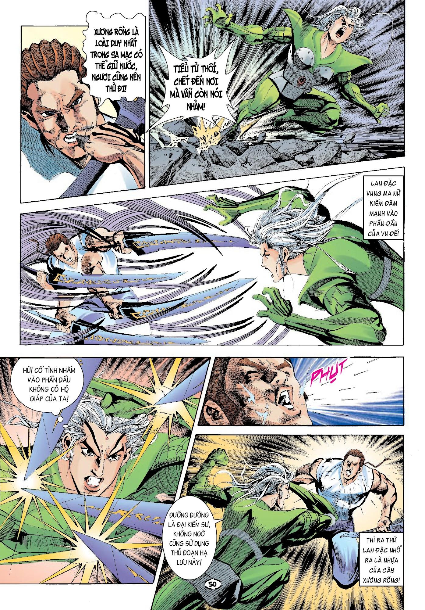 Đại Kiếm Sư Chap 32 - Trang 14