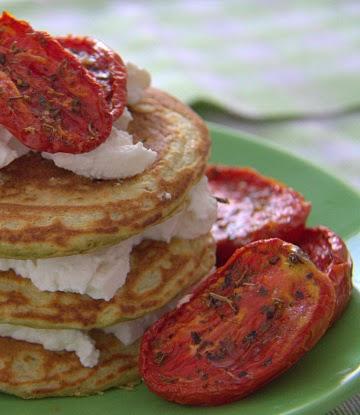 Ricetta pancakes dolce e salato