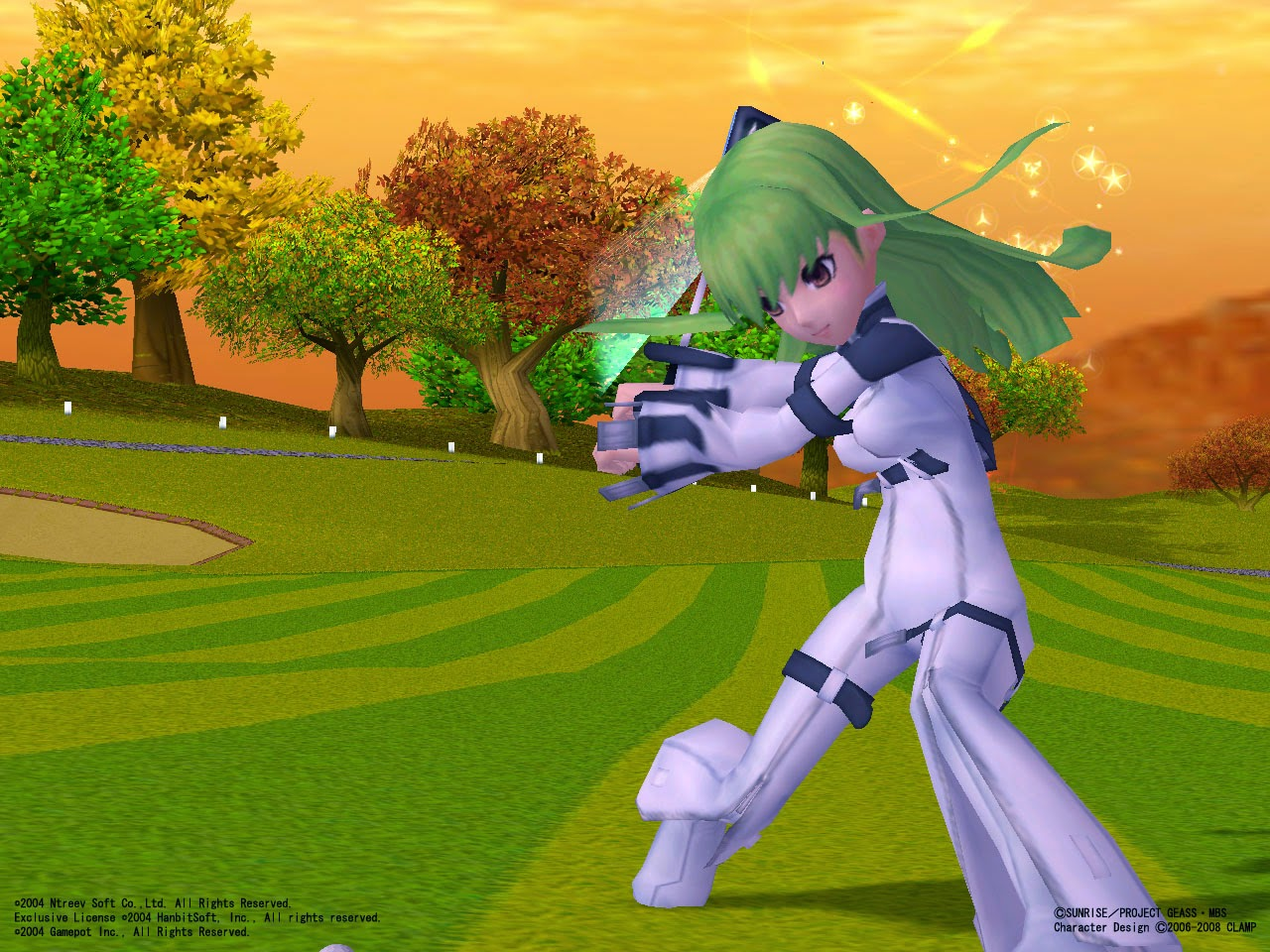 Pangya power and special shots