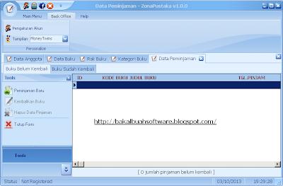 Download, Gratis, Aplikasi, Perpustakaan, Sekolah, Menggunakan, Delphi7, - ZonaPerpus