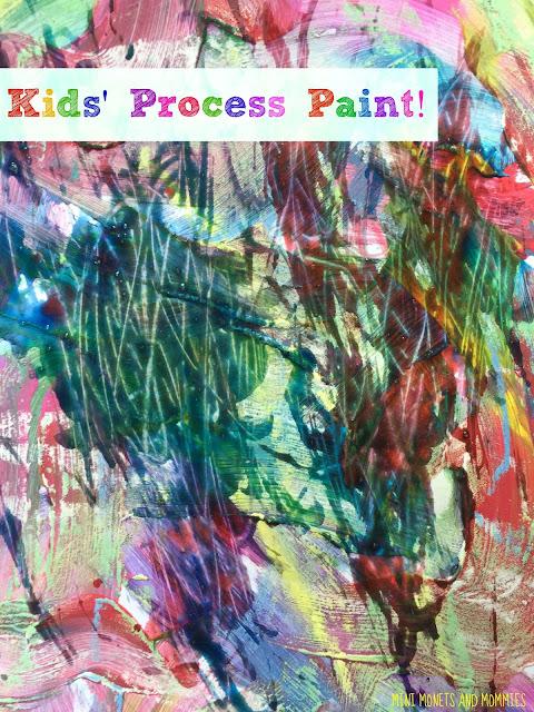 Kids' paint