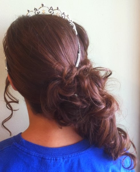 Different Hairstyles: Popular 5 Different Hairstyles 2014(Girls)