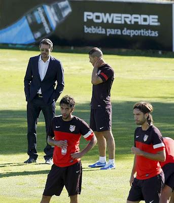 Posibles Refuerzos del Atlético de Madrid para el 2013